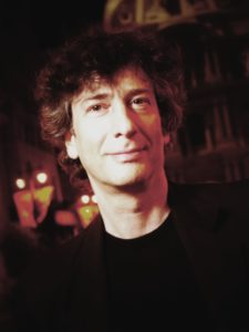 What Would Neil Gaiman Do?